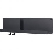 Muuto - Folded Regal Medium | Schwarz