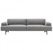 Muuto - Compose 3-Sitzer Sofa