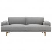 Muuto - Compose 2-Sitzer Sofa