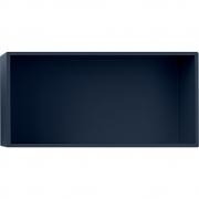Muuto - Mini Stacked 2.0 Regal Groß | Mitternachtsblau