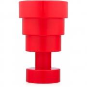 Kartell - Calice Vase Rot