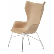 Kartell - K/Wood Armchair