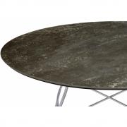 Kartell - Glossy Table ø128 cm