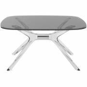 Kartell - Blast Coffee Table 80x80 cm