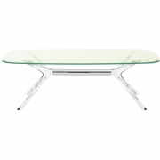 Kartell - Blast Coffee Table 130x80 cm