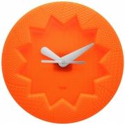 Kartell - Crystal Palace Wall Clock Orange