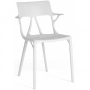 Kartell - A.I. Stuhl Weiß