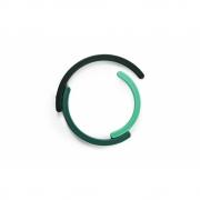 Normann Copenhagen - Rainbow Untersetzer Grün