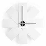 Normann Copenhagen - Watch Me Wall Clock White