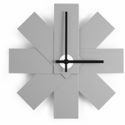 Normann Copenhagen - Watch Me Wall Clock Grey