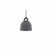 Normann Copenhagen - Bell Pendelleuchte Small | Grau