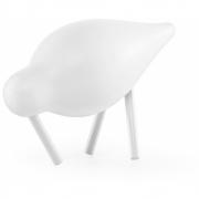 Normann Copenhagen - Shorebird Small   White/White