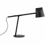 Normann Copenhagen - Momento Lampe de table Noir