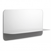Normann Copenhagen - Horizon Mirrror Horizontal | Grey