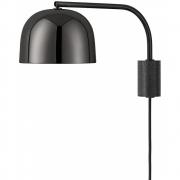 Normann Copenhagen - Grant Wandleuchte Schwarz / 43 cm