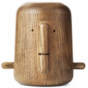 Normann Copenhagen - Ni wooden figure