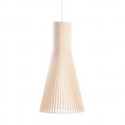Secto Design - Secto 4200 Hängeleuchte Birke natur