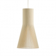 Secto Design - Secto 4201 Hängeleuchte Birke natur