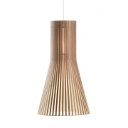 Secto Design - Secto 4201 Hängeleuchte Walnuss natur
