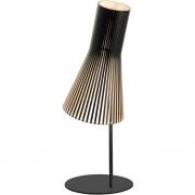 Secto Design - Secto 4220 Tischleuchte Birke schwarz laminiert