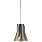 Secto Design - Petite 4600 Pendelleuchte Birke schwarz laminiert