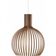 Secto Design - Octo 4241 Pendant Lamp natural walnut