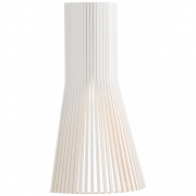Secto Design - Secto 4231 Wall Lamp wall mounted White laminated birch