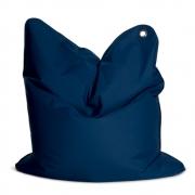 Sitting Bull -  Medium Bull Dark Blue