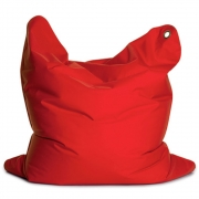 Sitting Bull -  Medium Bull Red Flame