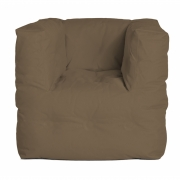 Sitting Bull - Couch I Armchair Grey Brown
