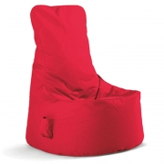 Sitting Bull - Chill Seat Sitzsack Rot