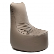 Sitting Bull - Chill Seat Leather Taupe