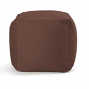 Sitting Bull - Cube Cube Seat Dark Brown