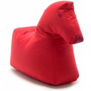 Sitting Bull - Happy Zoo Lotte das Pferd Sitzsack Rot
