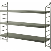 String - Pocket Shelving