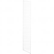 String - Bodenleiter für String® System H200 x T30 cm | Weiß | 2er Pack
