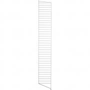 String - Bodenleiter für Regalsystem 200 x 30 cm | Grau | 2er Pack