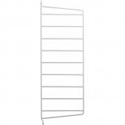 String - Wandleiter für String® System H50 x T20 cm | Weiß | 2er Pack