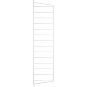 String - Wandleiter für String® System H75 x T20 cm | Weiß | 1 Pack
