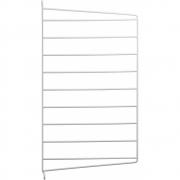 String - Wandleiter für String® System H50 x T30 cm   Weiß   2er Pack