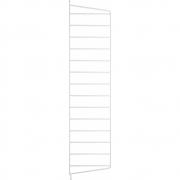 String - Wandleiter für String® System H75 x T20 cm   Weiß   2er Pack
