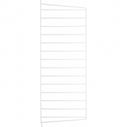String - Shelf System Wall Panels 75 x 30 cm | White | 2-pack