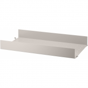 String - Shelf System Metal Shelf High Edge