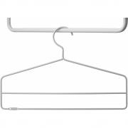 String - String+ Kleiderbügel (4 Stk.) Grau