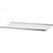 String - Shelf System Metal Shelf Low Edge Outdoor