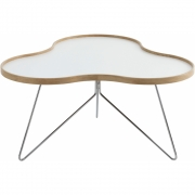 Swedese - Flower Tisch 66x62 cm