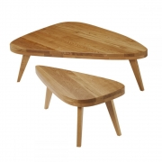 The Hansen Family -  Remix Coffee Table Set