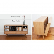 The Hansen Family - Tivoli Sound Sideboard