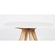 The Hansen Family - Arthur Dining Table round