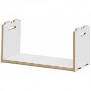 Tojo - Hochstapler Shelving System Extension Module | White